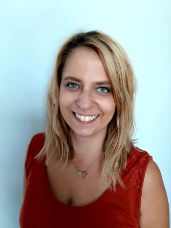 Paulina Leszczuk - kierownik administracyjny