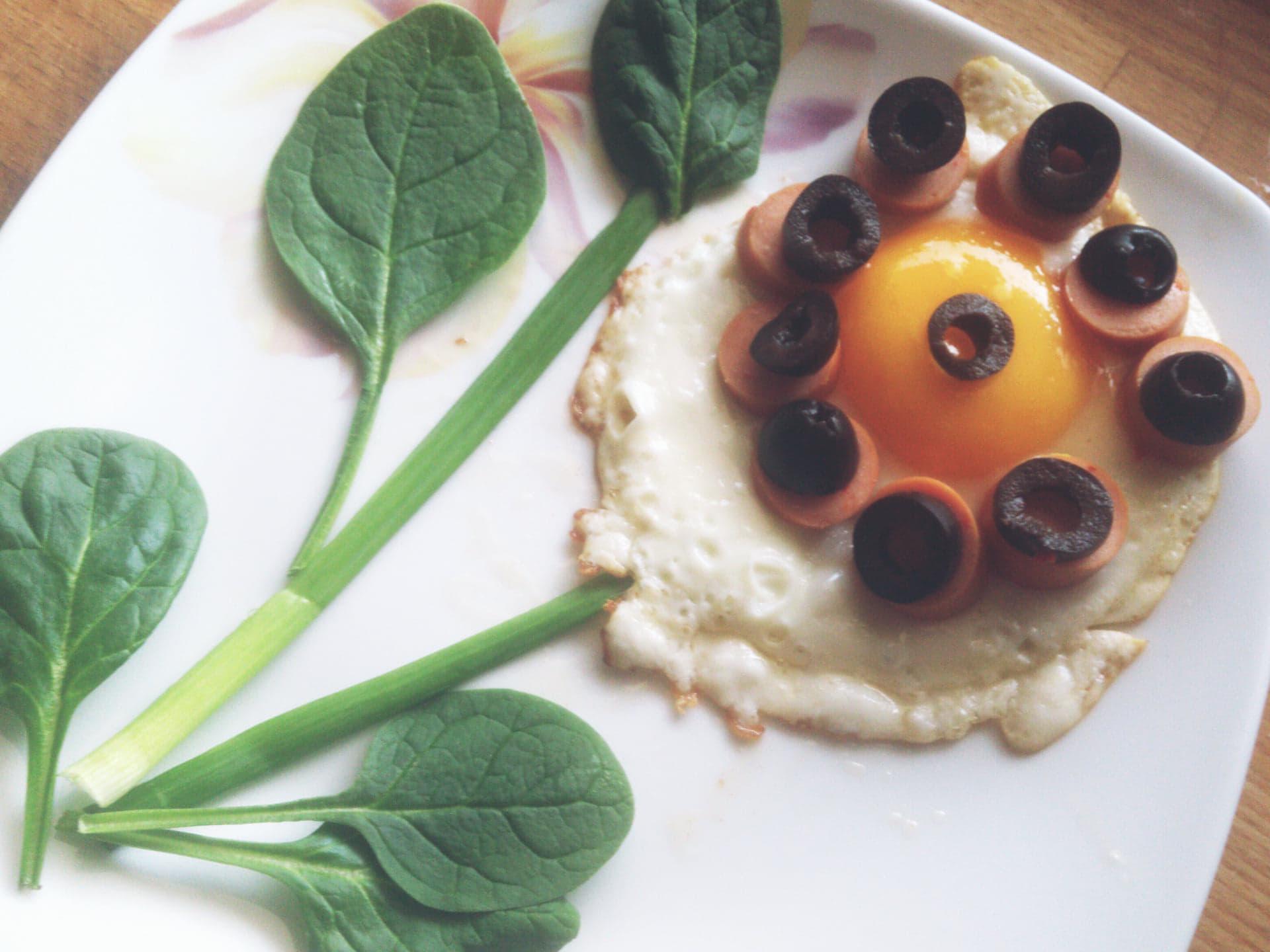 Kwieciste jajka sadzone