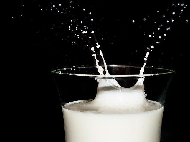 Skamieniałe mleko