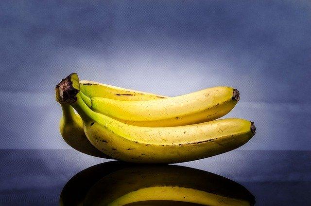 Chlebek bananowy z płatkami owsianymi