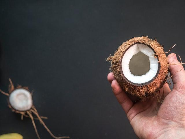 Jaglanka na mleku kokosowym